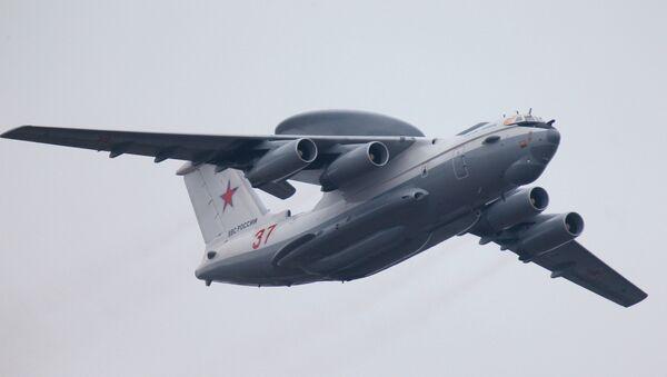 Avión A-50U - Sputnik Mundo