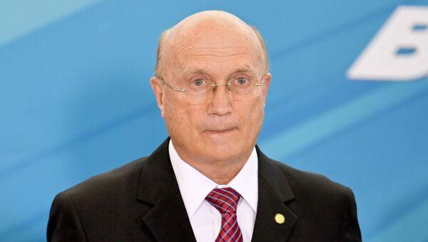 Osmar Serraglio, ministro de Justicia brasileño - Sputnik Mundo