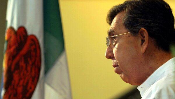 Cuauhtémoc Cárdenas Solórzano, fundador del Partido de la Revolución Democrática (PRD) - Sputnik Mundo