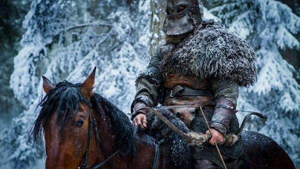 Escena de la película 'Vikingo' - Sputnik Mundo