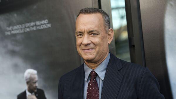 Tom Hanks - Sputnik Mundo