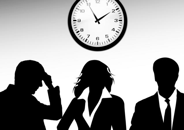 Hombres de negocios (imagen referencial)