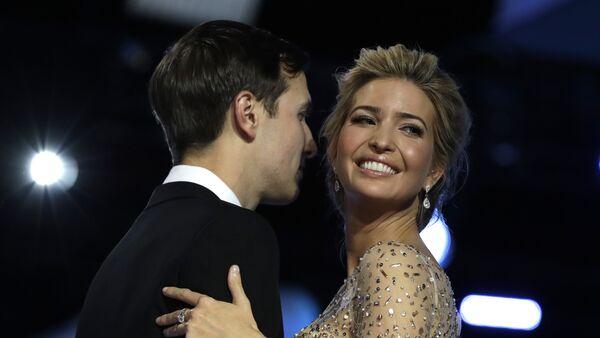 Ivanka Trump and Jared Kushner - Sputnik Mundo