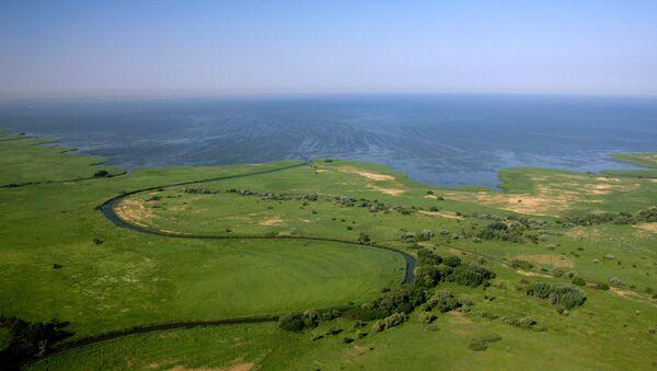 El mar de Azov - Sputnik Mundo