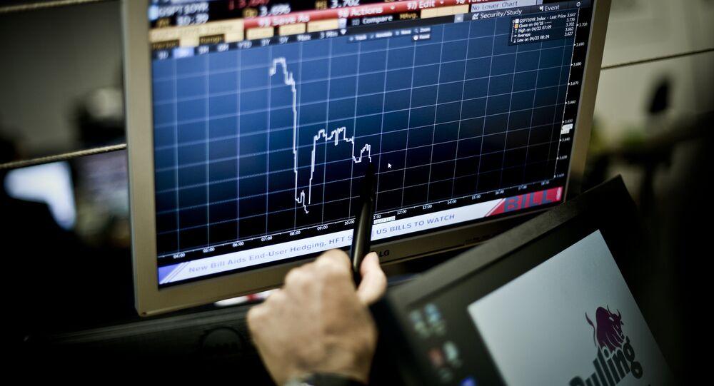 La venta de bonos del Tesoro