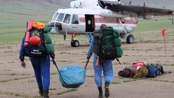 Los equipos de rescate más valientes del mundo - Sputnik Mundo