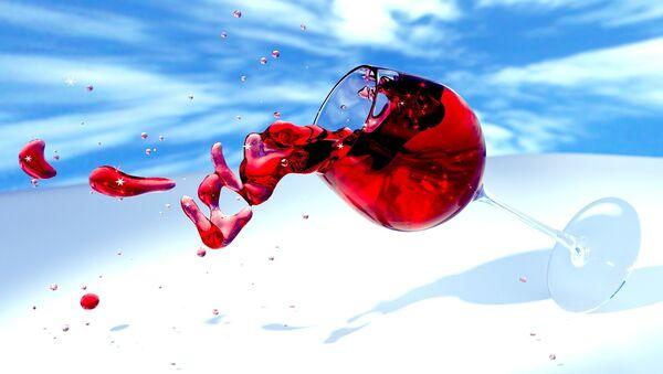 Copa de vino (archivo) - Sputnik Mundo