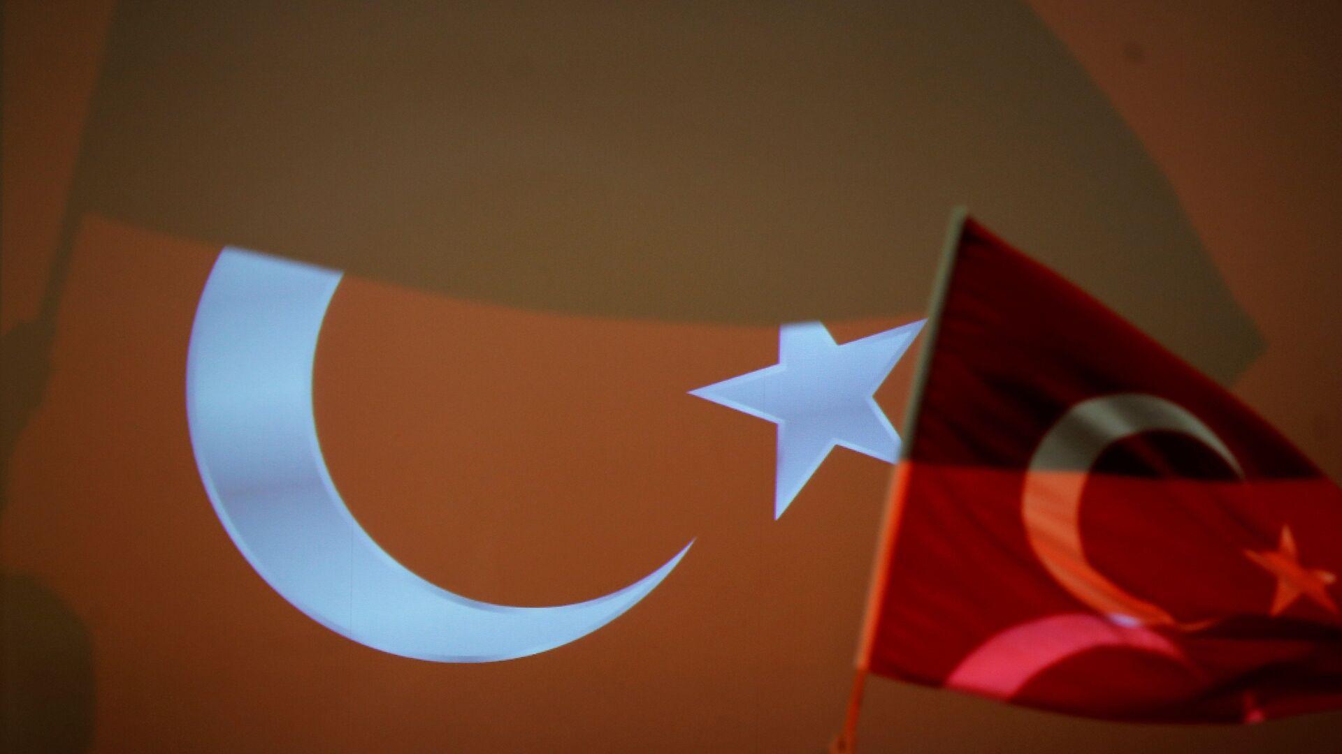 Bandera de Turquía - Sputnik Mundo, 1920, 06.04.2021