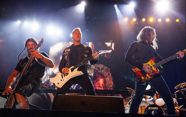 Metallica: los señores del heavy metal - Sputnik Mundo