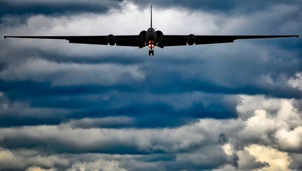 Un avión espía - Sputnik Mundo