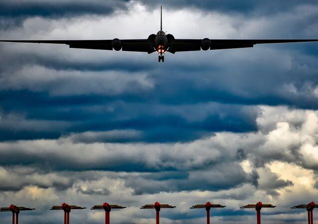 Un avión espía