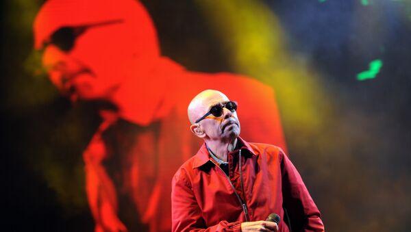 Concierto del cantante Indio Solari en la localidad de Olavarría - Sputnik Mundo