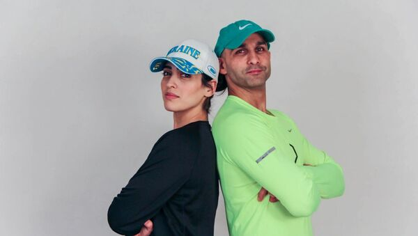 Shabnam Shahrokhi, deportista iraní - Sputnik Mundo