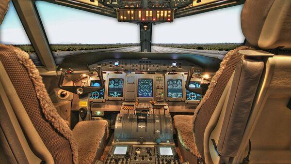 A plane cabin - Sputnik Mundo