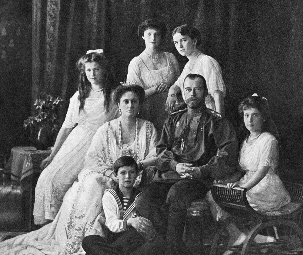 Nicolás II, el último zar de Rusia