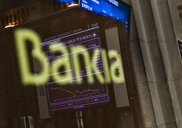 Logo del banco español Bankia