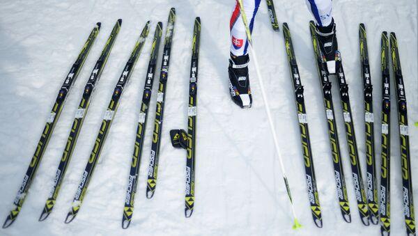 Esquís - Sputnik Mundo