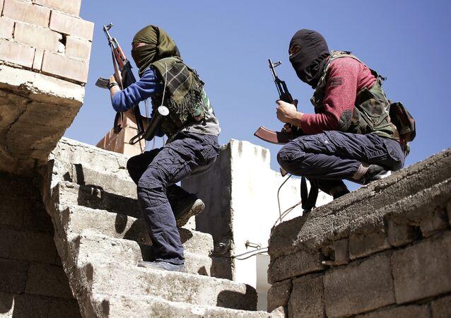 Los militantes del PKK (archivo)