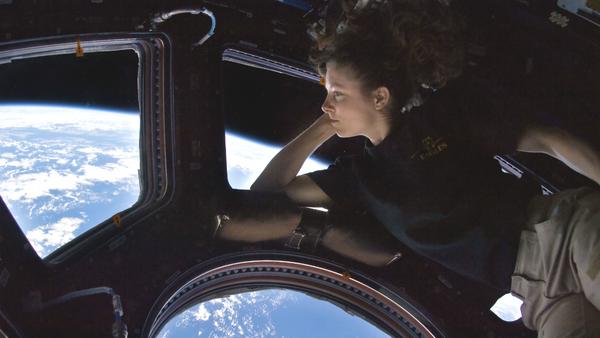 Una cosmonauta (imagen referencial) - Sputnik Mundo