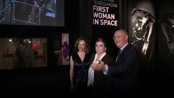 Exposición dedicada a la primera mujer en el espacio, Valentina Tereshkova - Sputnik Mundo