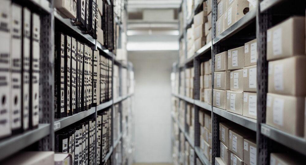 Un archivo