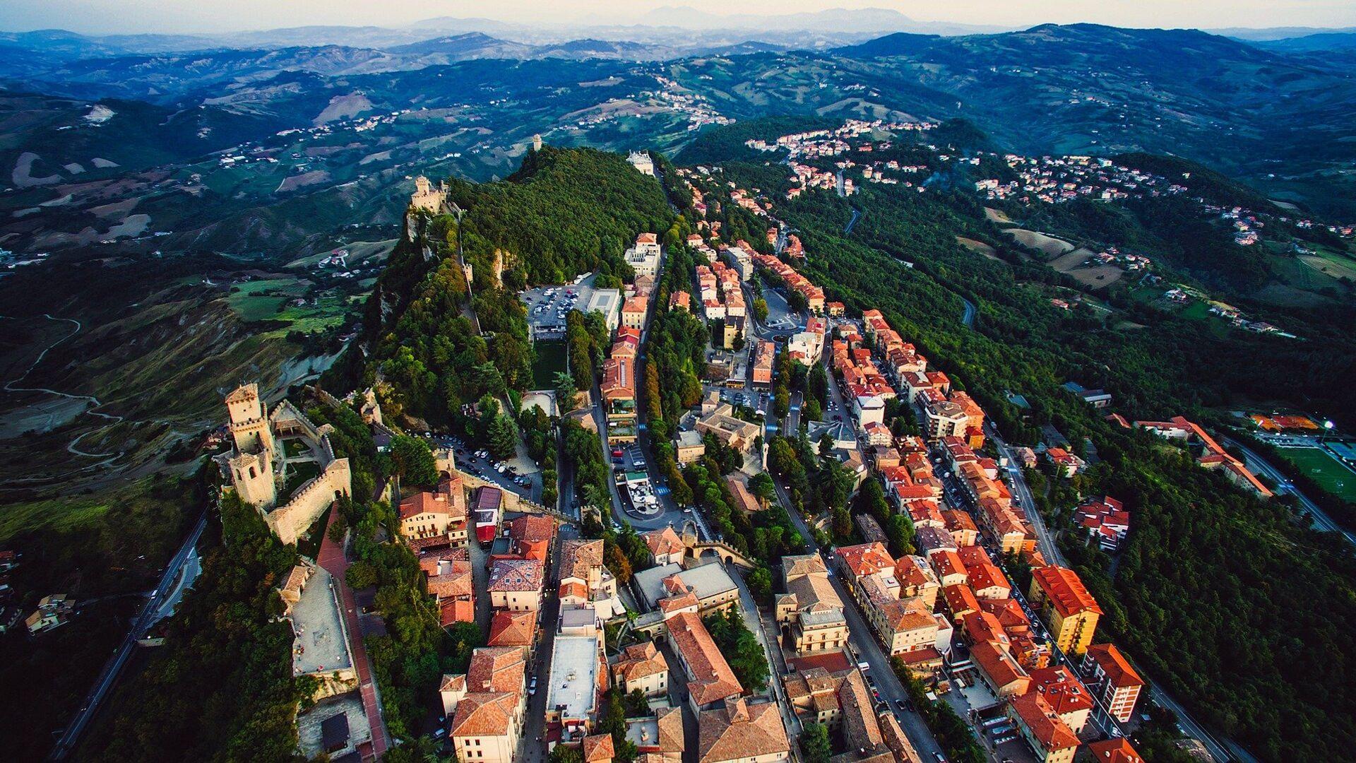 San Marino - Sputnik Mundo, 1920, 05.08.2021