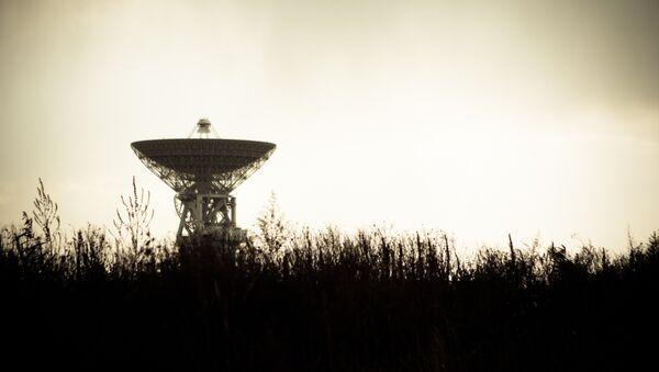 Radar (imagen referencial) - Sputnik Mundo