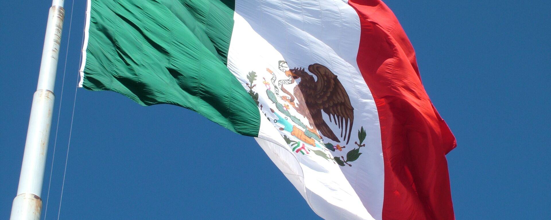Bandera de México - Sputnik Mundo, 1920, 18.05.2021
