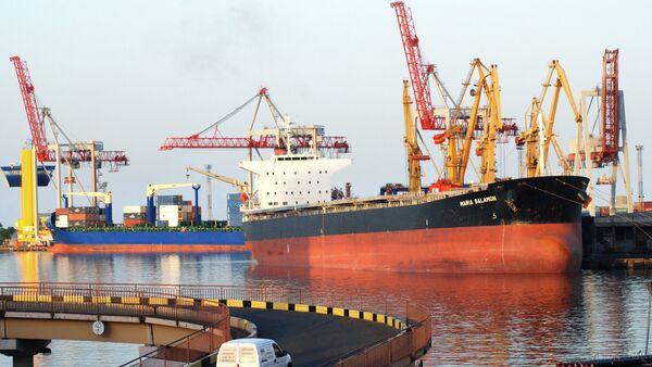 El puerto de Odesa - Sputnik Mundo