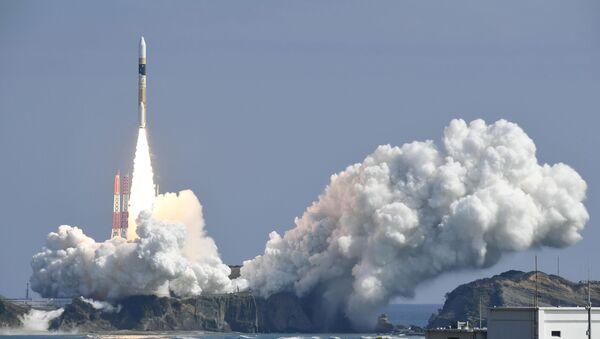 Cohete japonés H-IIA - Sputnik Mundo