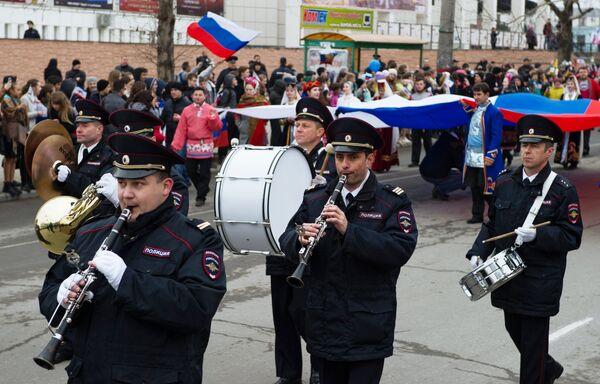 Rusia y Crimea: unidas para siempre - Sputnik Mundo