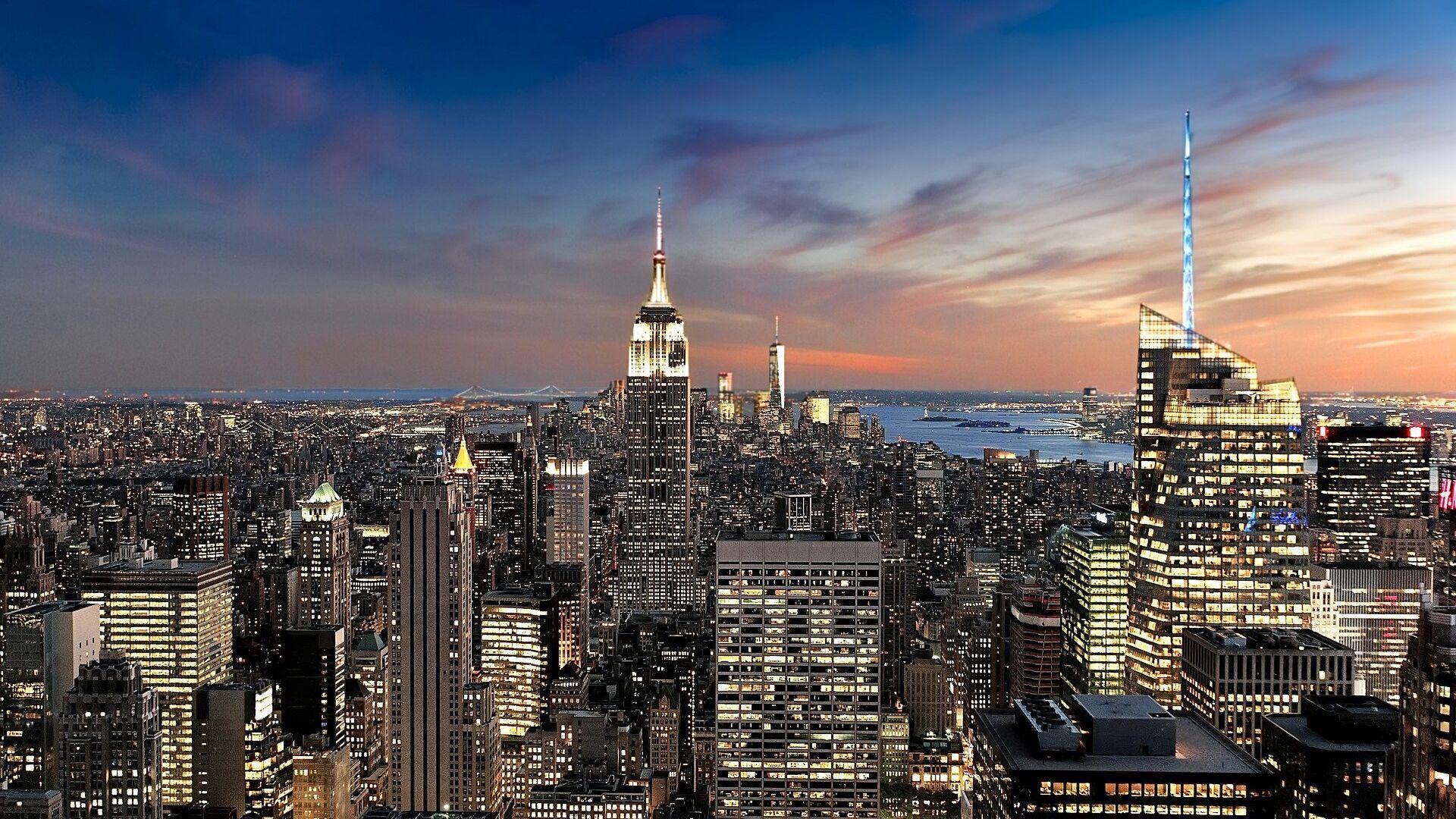 Nueva York, EEUU - Sputnik Mundo, 1920, 06.03.2021