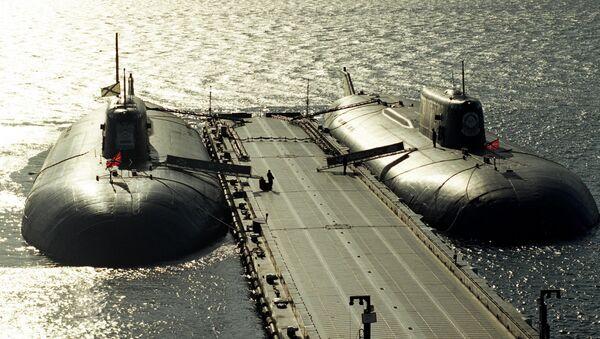 Submarinos (archivo) - Sputnik Mundo
