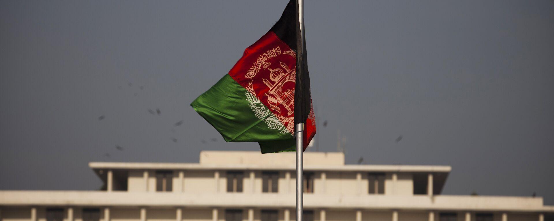 Bandera de Afganistán - Sputnik Mundo, 1920, 31.08.2021