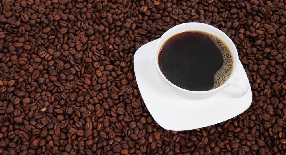 Un café (archivo)