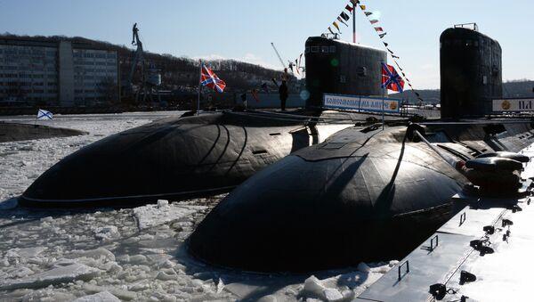 Una vida bajo las aguas: repaso a la historia de los submarinos rusos y sus tripulantes - Sputnik Mundo