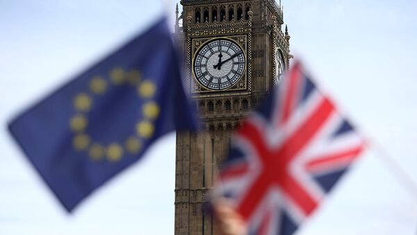 Brexit - Sputnik Mundo