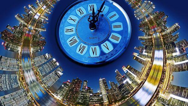 Clock - Sputnik Mundo