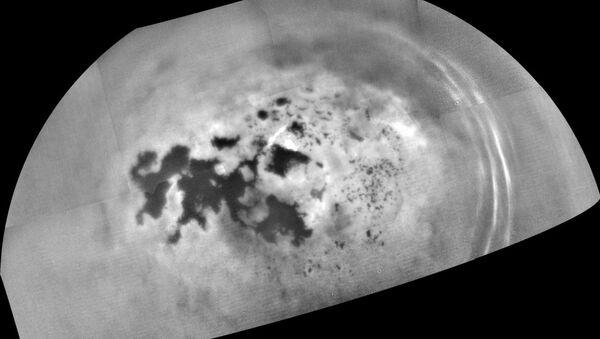Saturn´s moon, Titan - Sputnik Mundo