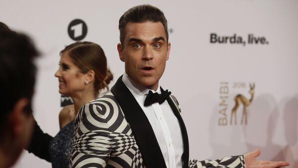 Robbie Williams - Sputnik Mundo