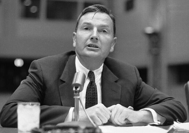 David Rockefeller, 1961