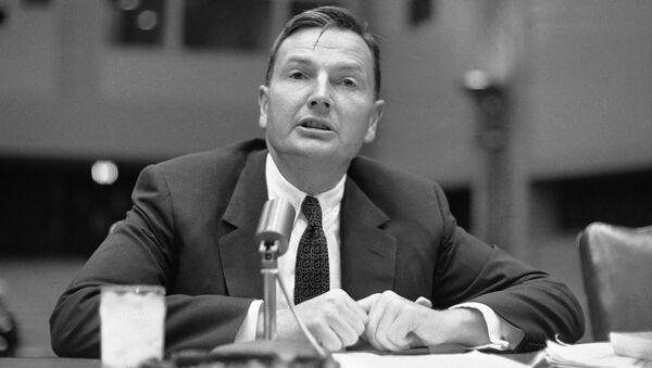 David Rockefeller, 1961 - Sputnik Mundo