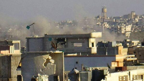 Ciudades sirias de Fua y Kefraya (archivo) - Sputnik Mundo