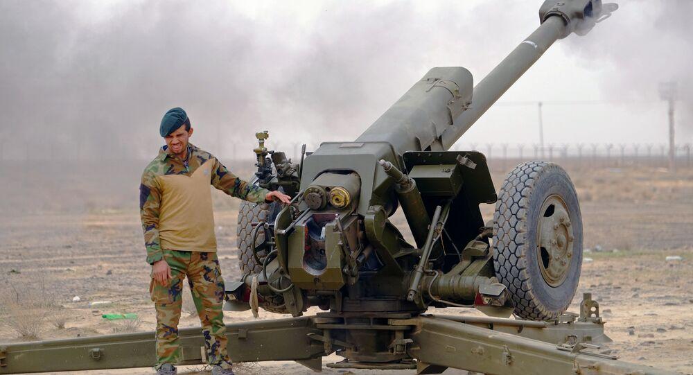 Un soldado afgano (archivo)