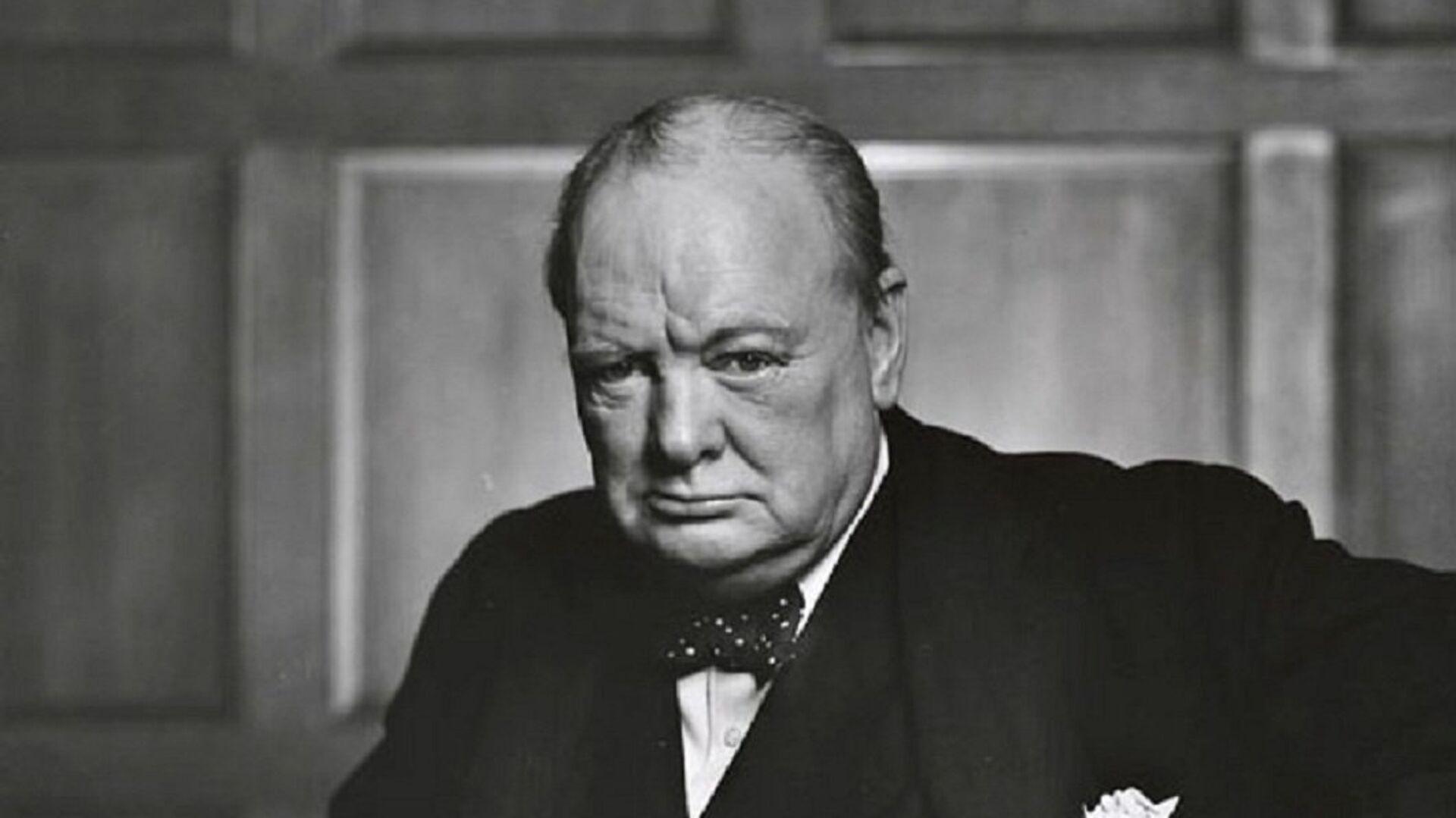 Winston Churchill - Sputnik Mundo, 1920, 25.05.2021