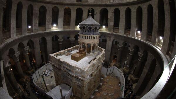 La iglesia del Santo Sepulcro - Sputnik Mundo