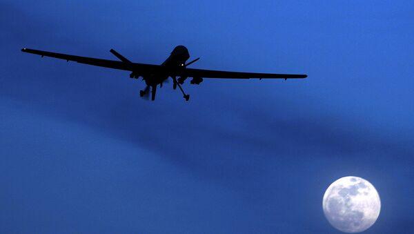 Unmanned U.S. Predator drone. (File) - Sputnik Mundo