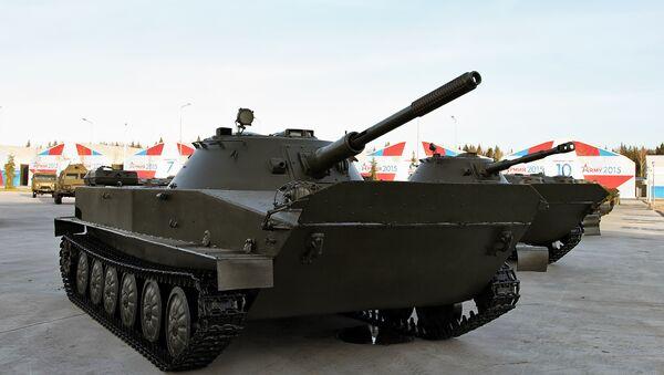 PT-76 - Sputnik Mundo