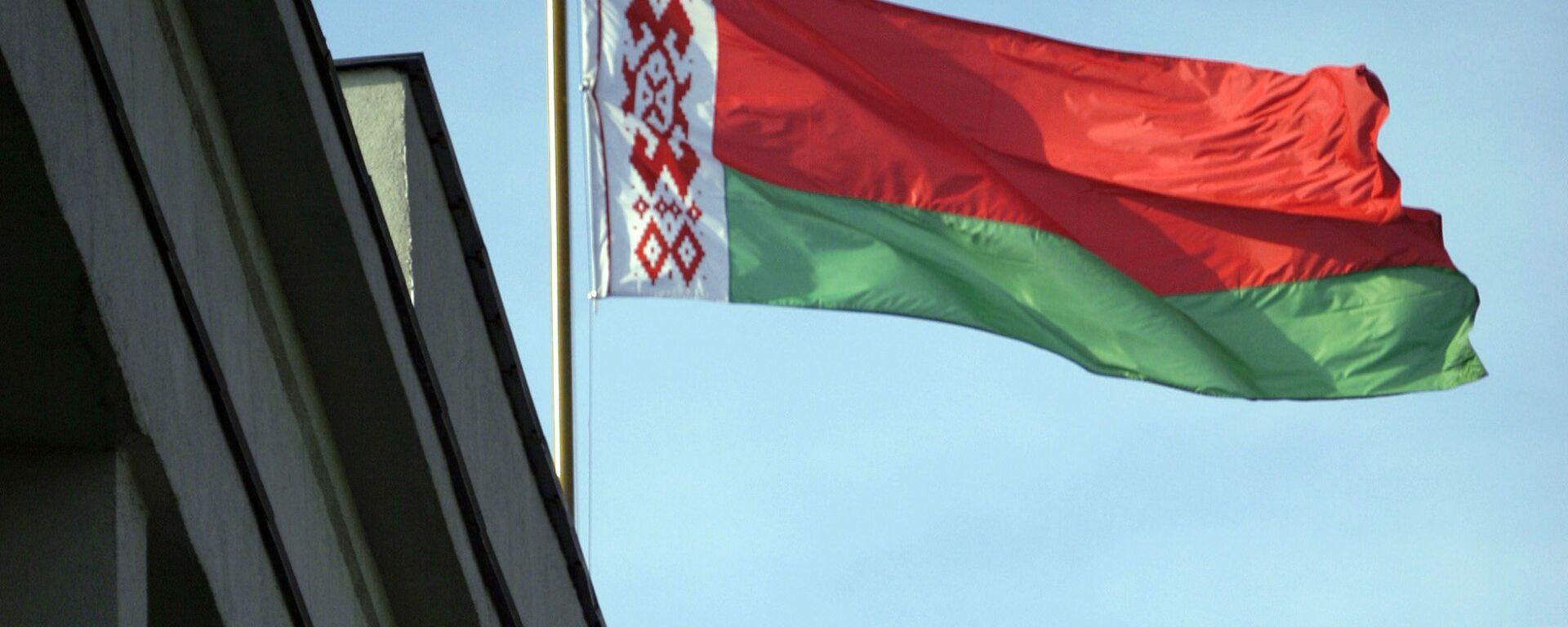 Bandera de Bielorrusia - Sputnik Mundo, 1920, 21.12.2020
