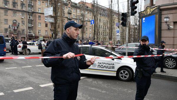 Lugar del asesinato del exdiputado ruso Voronénkov - Sputnik Mundo
